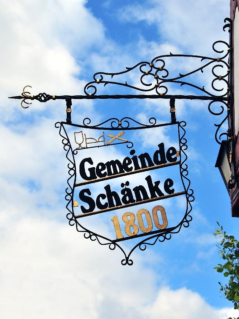 Wappen Schänke