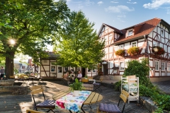 Gastgarten Sommer